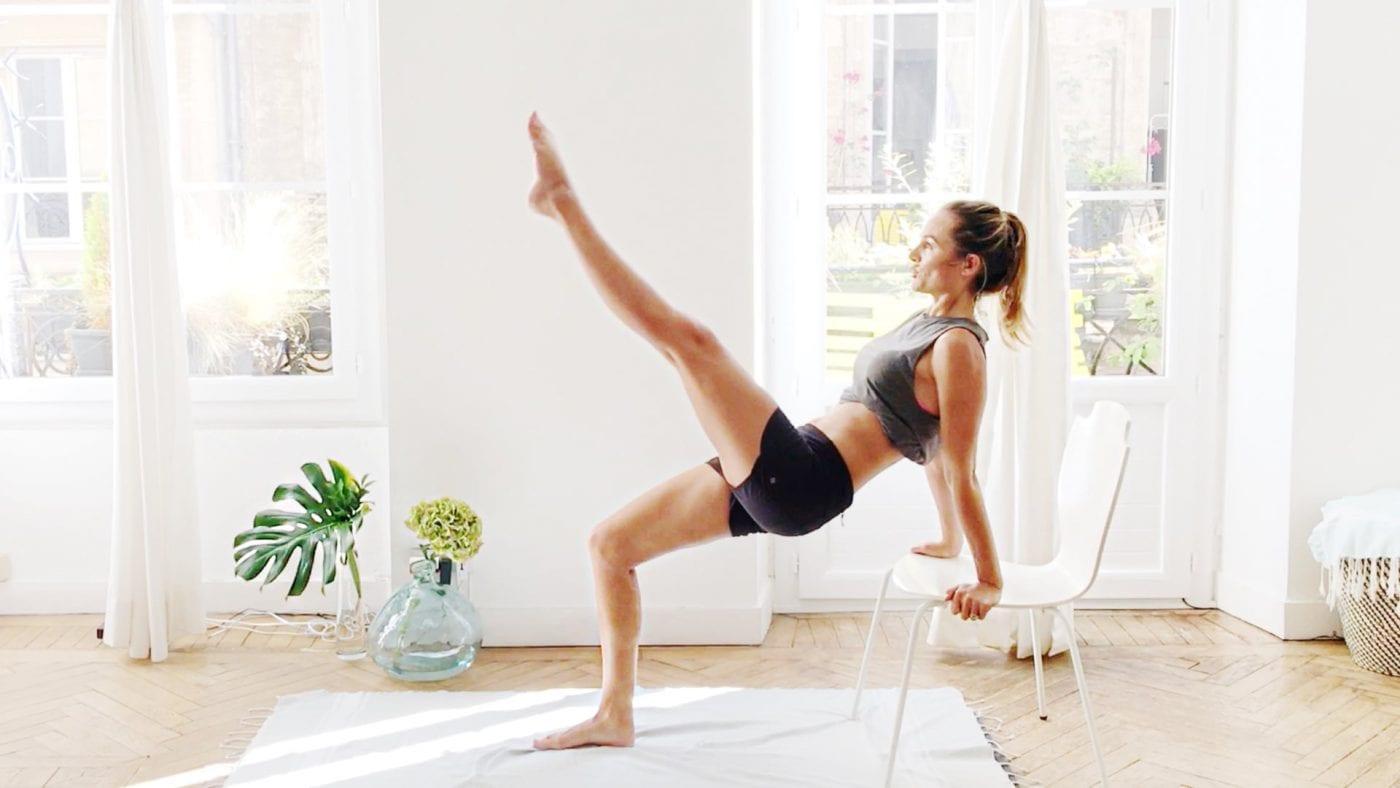 metabolism boosting dynamic workout