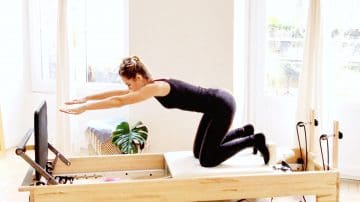 Fat Burning Reformer Jumpboard Jams by Gone Adventuring