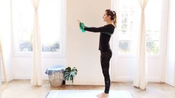 pilates postures, How To: Shoulder Positioning by Gone Adventuring