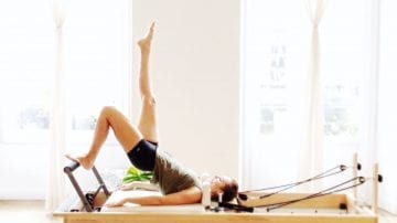 reformer workout, One-Sided NOT Lop-Sided by Gone Adventuring