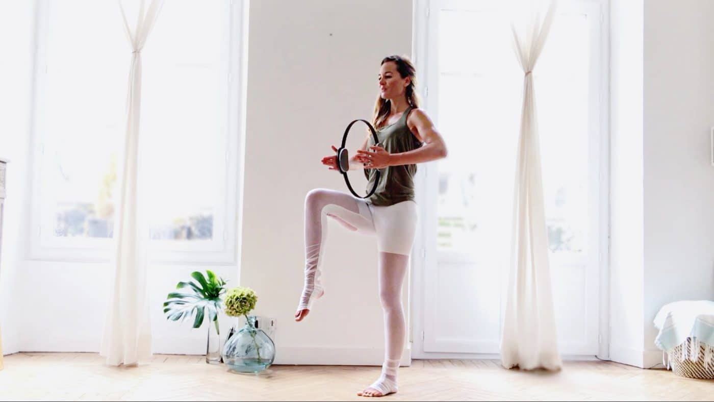 Pilates Magic Circle Stand Strong by Gone Adventuring