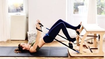 Pilates Chair Ultimate Power Sculpt by Gone Adventuring
