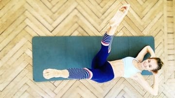 all abs, ALL About the CORE PILATES MAT by Gone Adventuring