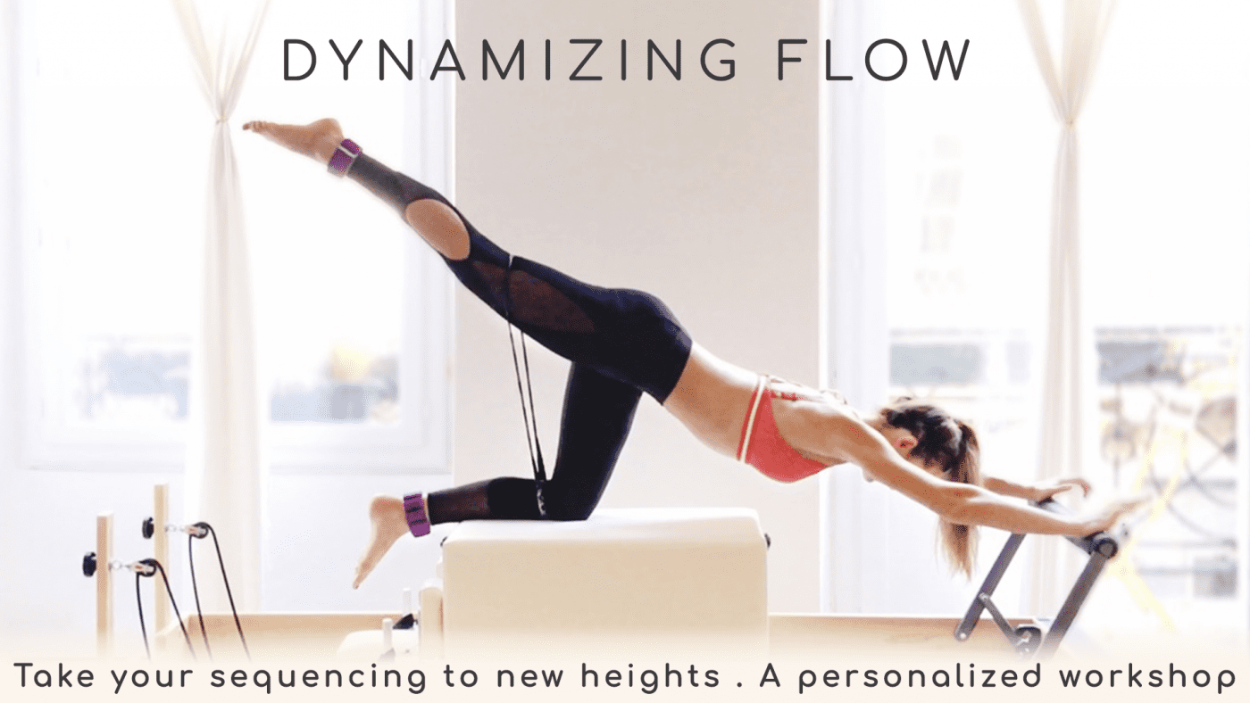 Dynamizing Flow – Individual WORKSHOP BLOCK