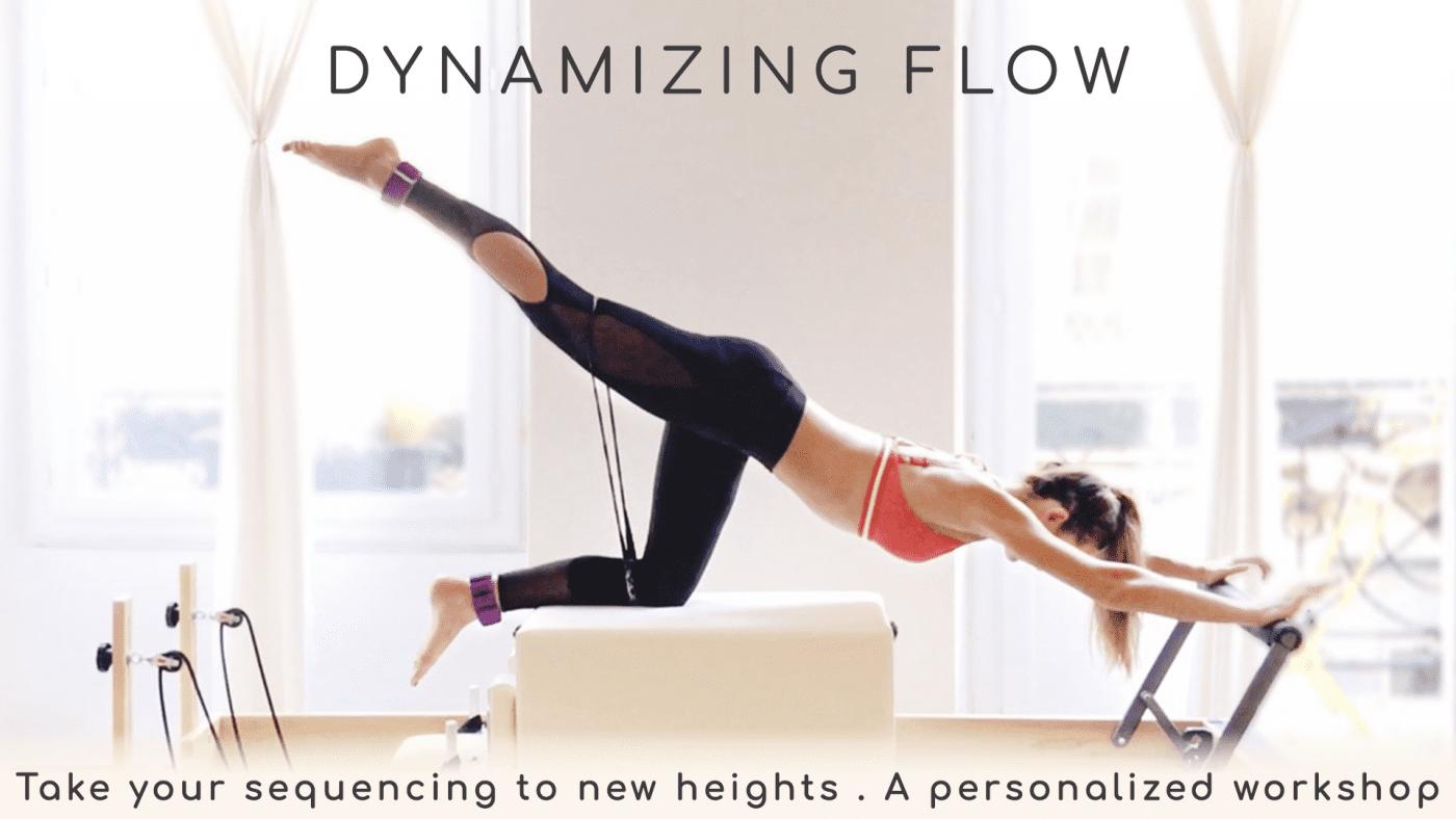 Dynamizing Flow Workshop by Gone Adventuring