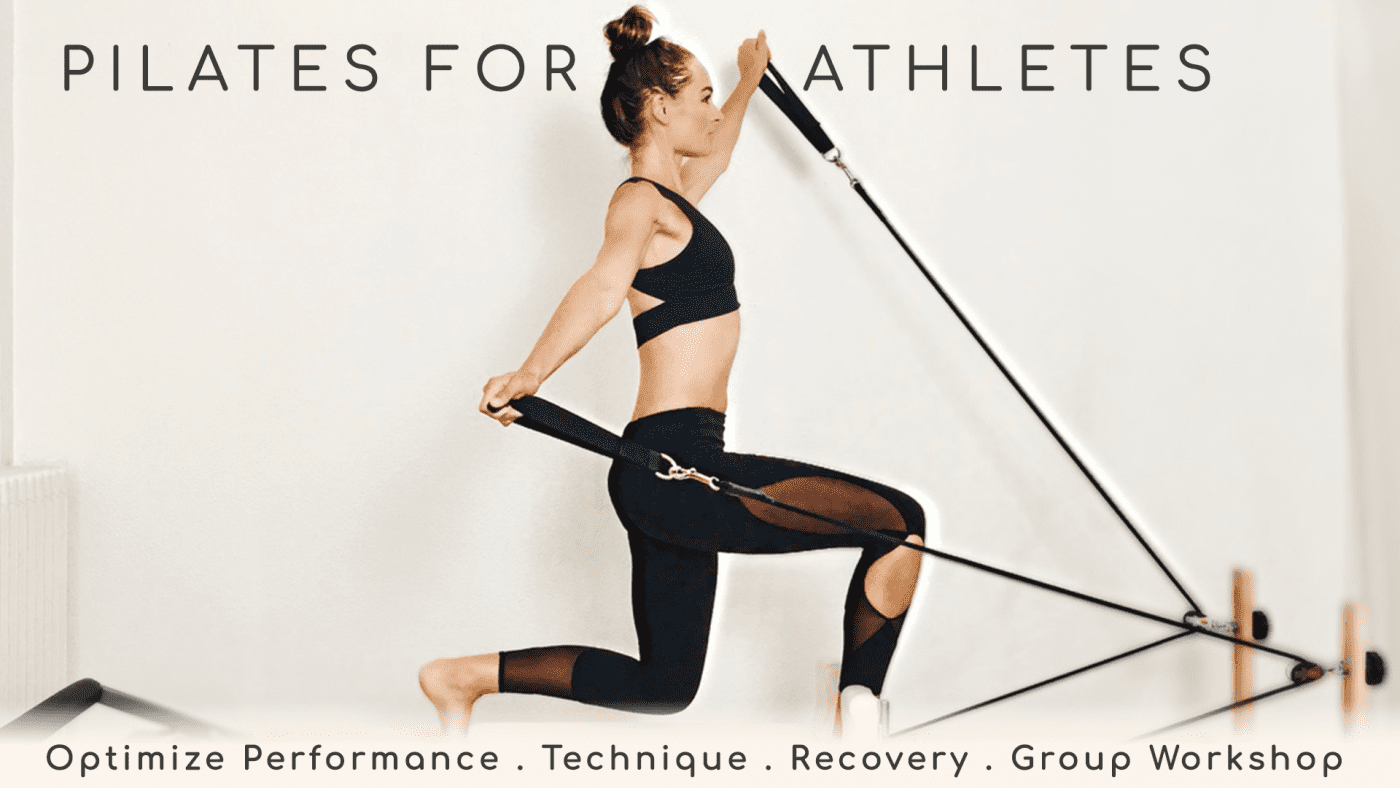 Pilates for Athletes Workshop image