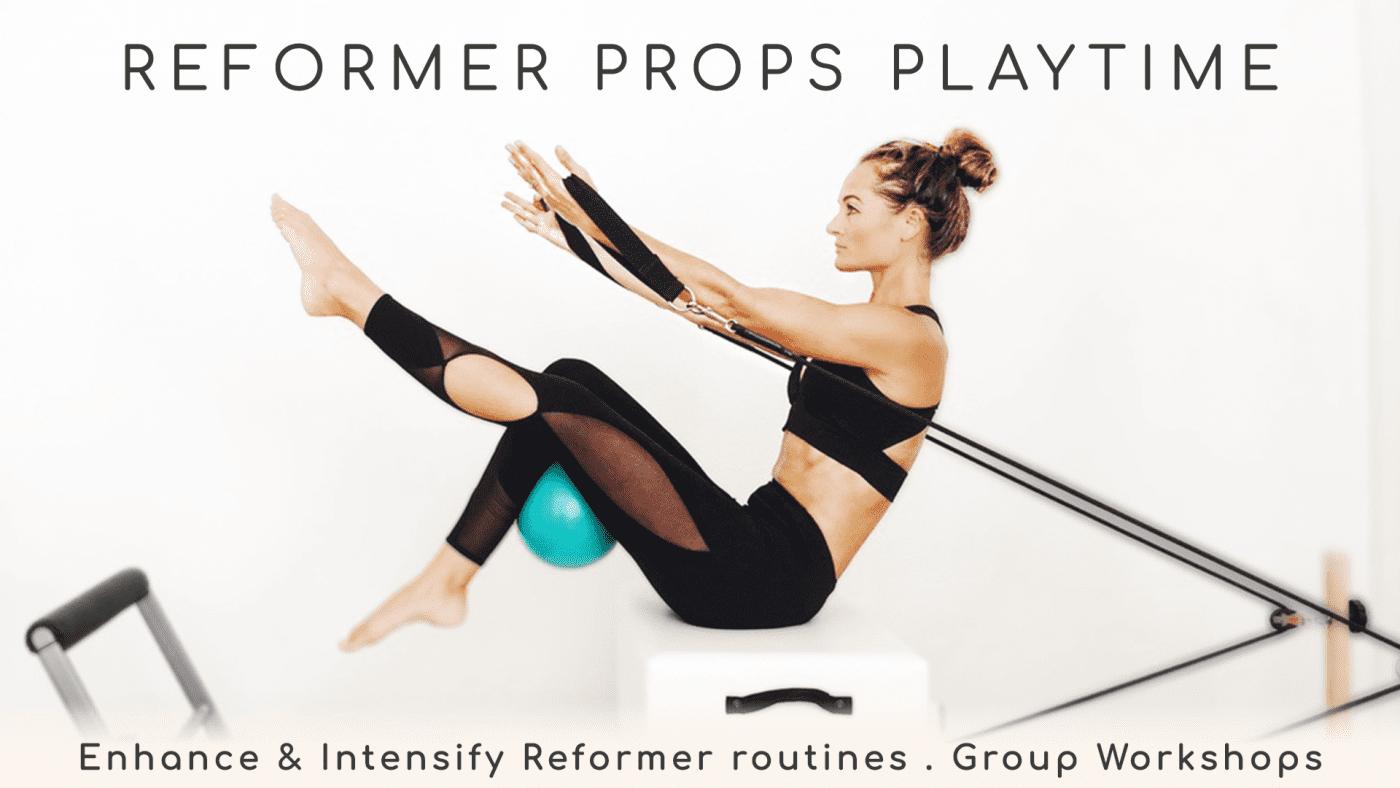 Reformer Props Playtime