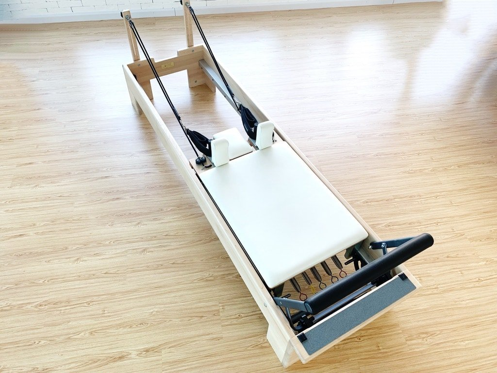 Our Pilates Reformer, Balanced Body Studio Reformer, what it is & which one is for you - Gone Adventuring