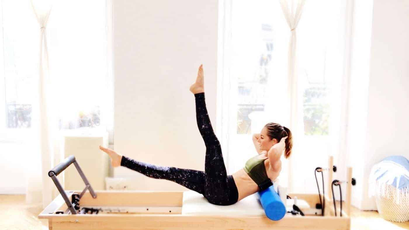 Totally Toned Tight & Coordinated Mind-Body Reformer Roller Workout