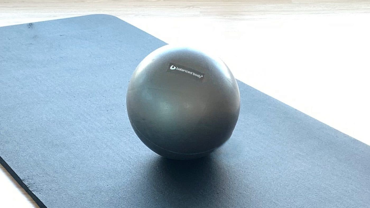 Our Stability Balls - Gone Adventuring