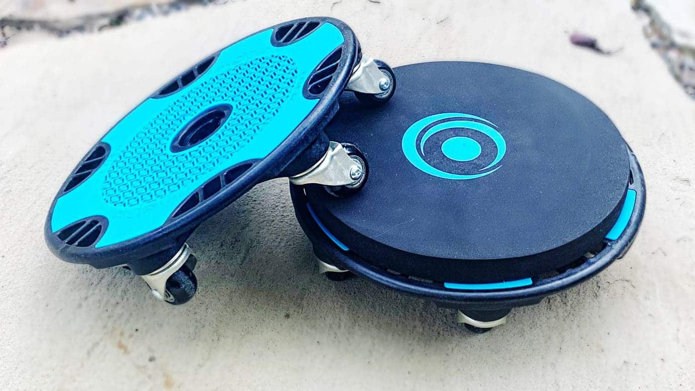 Our Gliding Discs - Gone Adventuring