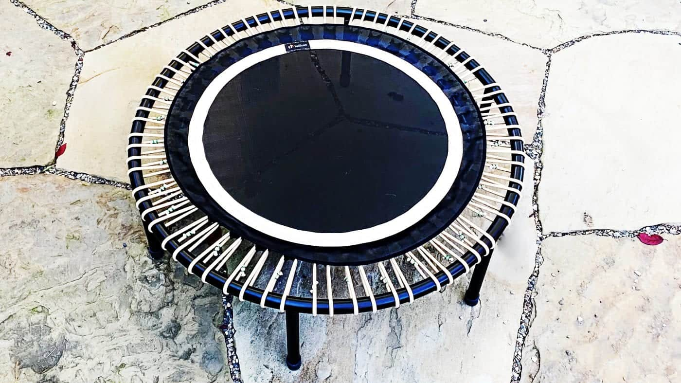 Our Trampoline - Gone Adventuring