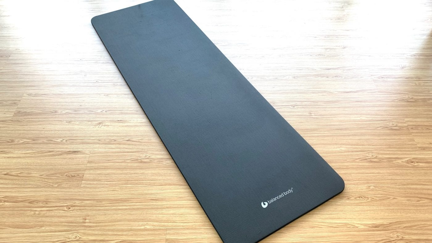Our exercise mat - Gone Adventuring