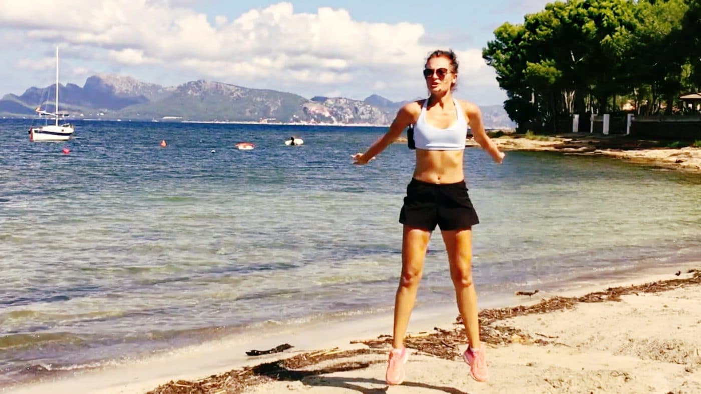 PHIIT Pilates & HIIT on the Beach by Gone Adventuring