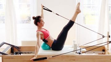 20 Minute Abs, Tight & Toned Core Pilates Reformer by Gone Adventuring