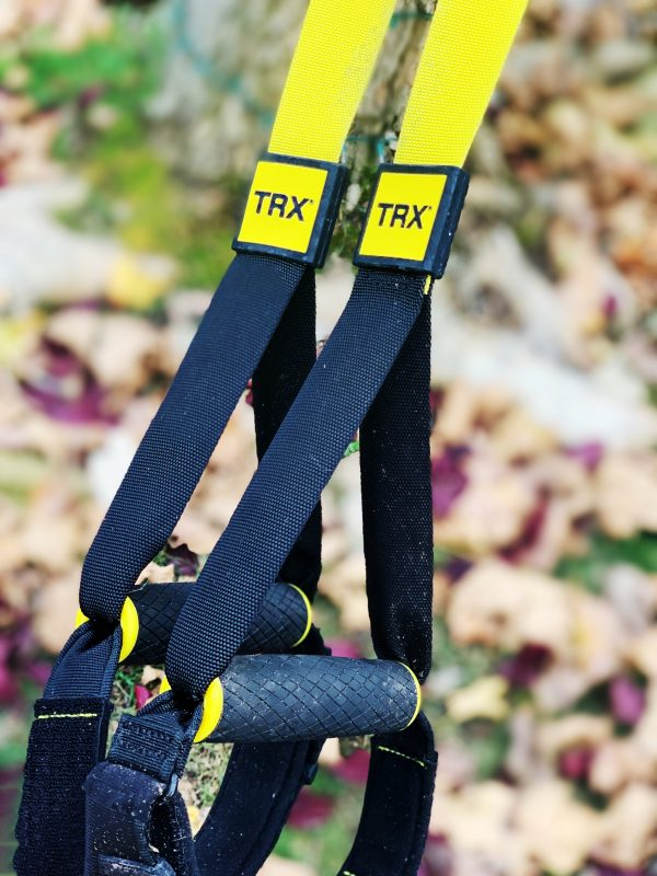 Our Suspension System, we use the TRX at Gone Adventuring