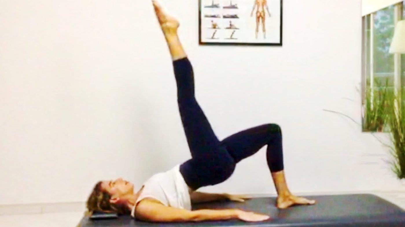 Perfect Butt & Legs Mat Workout, Summer Body Ready Live Replay