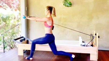 HIIT Reformer & Total Body Sculpt Live Replay