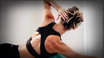 Shoulders: Move to Release, Stretch, & Strengthen by Gone Adventuring