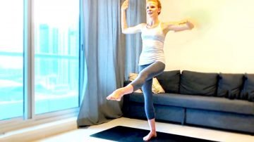 Fit Core Mat Workout with Ruta, Live Replay on Gone Adventuring