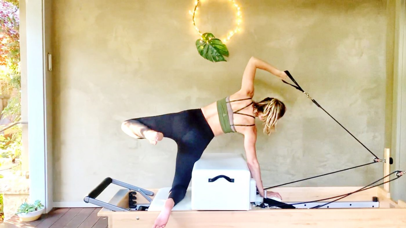 """Booyah Booty & Balance """"Reformer Every Day"""" THURSDAY by Gone Adventuring"""