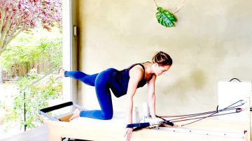 "Burnin' Abs ""Reformer Every Day"" MONDAY by Gone Adventuring"