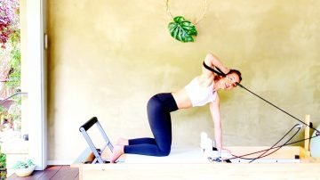 "Stretch, Rest & Recover ""Reformer Every Day"" BONUS DAY by Gone Adventuring"