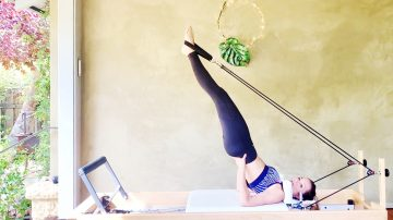 "The High Frog, a ""How To"" Pilates tutorial by Gone Adventuring"