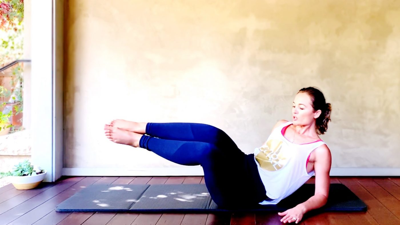 Skinny Waist Workout - Total Body Lean, Live Replay by Gone Adventuring