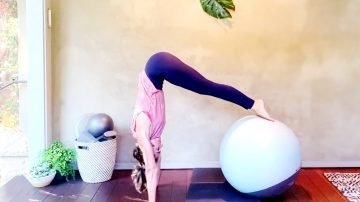 Totally Toned Body Sculpting (TTBS) Fit Ball by Gone Adventuring