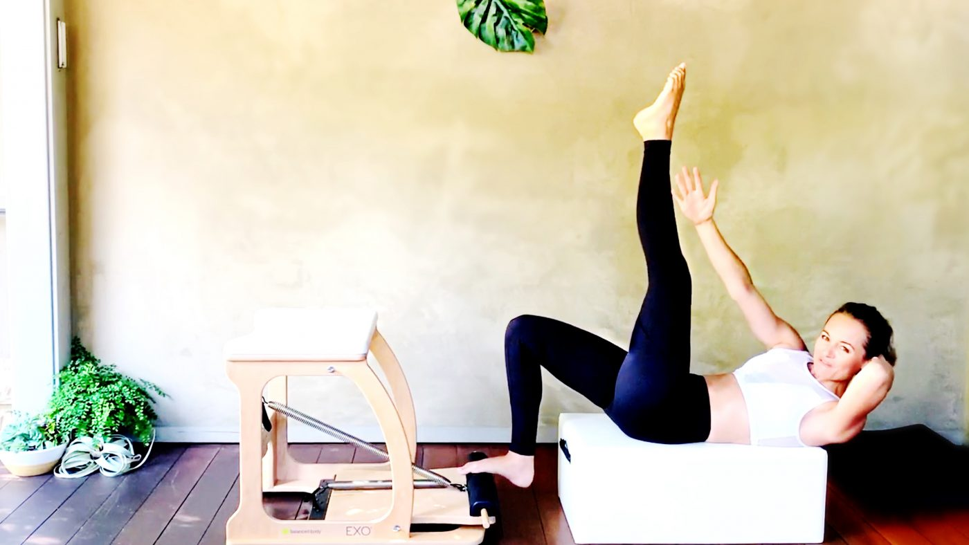 Toning & Shaping Strength, Pull up a Chair ! by gone Adventuring