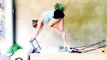 Balanced Body Power Pilates - Athletic Reformer by Gone Adventuring