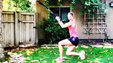 Full Body TRX Workout - Fat Burning Circuits by Gone Adventuring