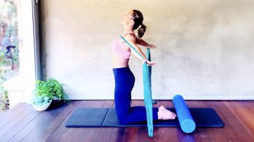 Stretch, Release, Destress.. Warm-up, Cool Down or Chill Out! by Gone Adventuring