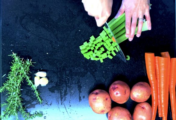 Cook & Train with Kristi by Gone Adventuring