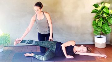 Pilates Beginner Series, How to do Pilates, Part 2 on the Mat by Gone Adventuring