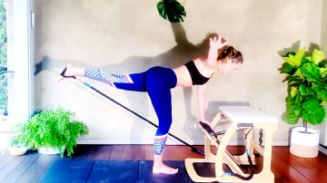 Total Body Toning, Full Body with Chair Springs by Gone Adventuring