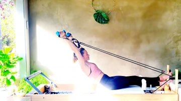 Upper Body Strength Training for Tight, Toned & Trim Arms & Abs by Gone Adventuring