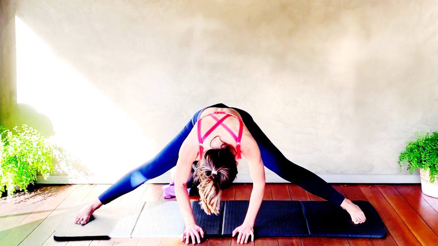 Day 6: How to Gain Flexibility back. Practice & practice again! Stretch day!