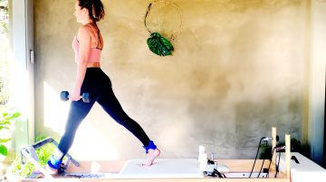 Lower Body Workout for Strength, Definition, Tone & Shape! by Gone Adventuring