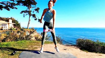 Low-Impact Cardio at-Home, Sweat it to Shred it, day 5, Strength Training for Fat Loss by Gone Adventuring