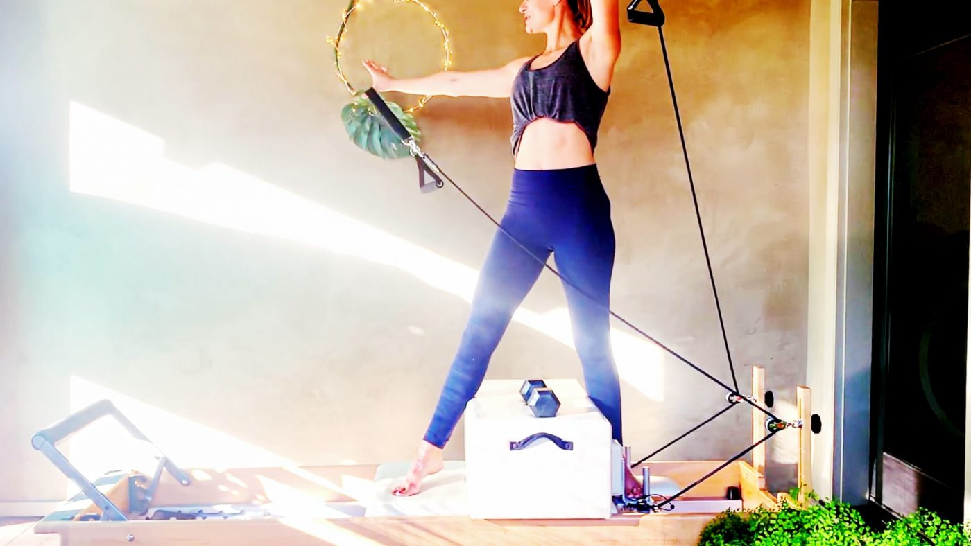 Day 8: Your Hourglass Figure Body⌛, Full Body Tone Up! with Gone Adventuring