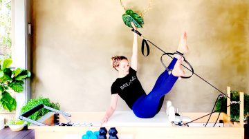 Day 16: Full Body Tone Up workout plan in just 30 days! by Gone Adventuring