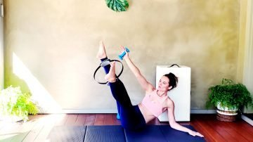 Day 16: Full Body Toning workout at home in just 30 days! by Gone Adventuring