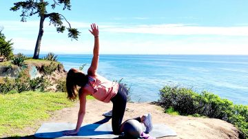 Day 12: Full Body Stretch for Flexibility, length & recovery by Gone Adventuring