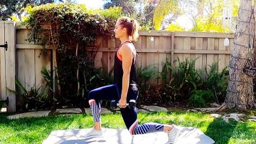 Day 28: Lower Body Lifting for Lean Muscle Tone by Gone Adventuring