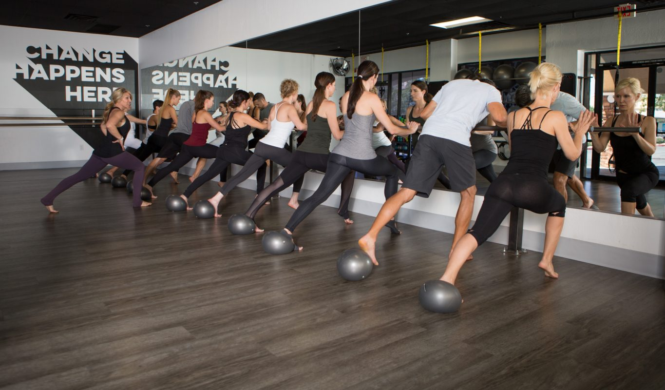 Cardio & Sculpt by Remedy Pilates and Barre with Gone Adventuring