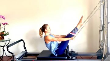 Total Body Sculpting workout for a Stronger, Longer Bod - Reformer/Tower by Gone Adventuring