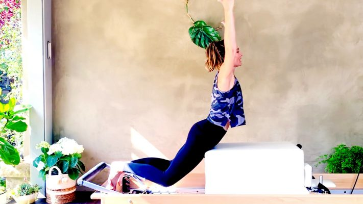 Classical Pilates Reformer Sequence, Dive in to the Original Work! Day 1 by Gone Adventuring