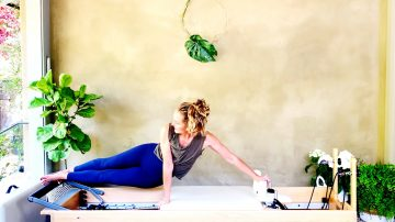 Pilates Challenge: Refining Performance of the Classical Exercises, Day 4 by Gone Adventuring